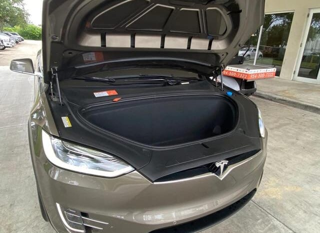 Tesla Model X, Perfect condition full